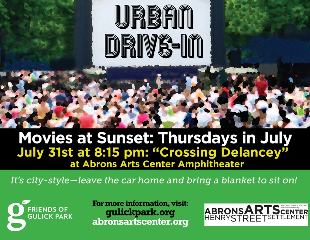 Urban Drive In Poster Final